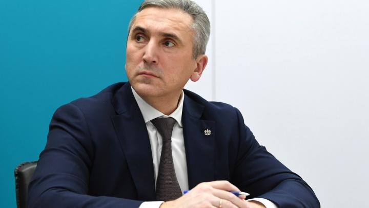 «Антилотерея для чиновников»: как на позиции тюменского губернатора повлияет прямая линия Путина