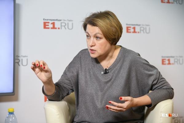 Екатерина Сибирцева ответила на главный вопрос в нашем прямом эфире
