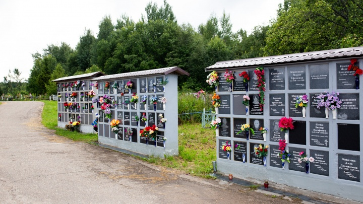 Депутаты предложили установить колумбарии на кладбищах Ярославля