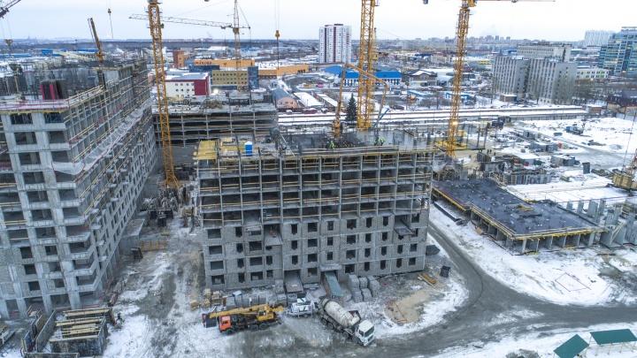 «Страна Девелопмент» нашла способ сократить сроки строительства