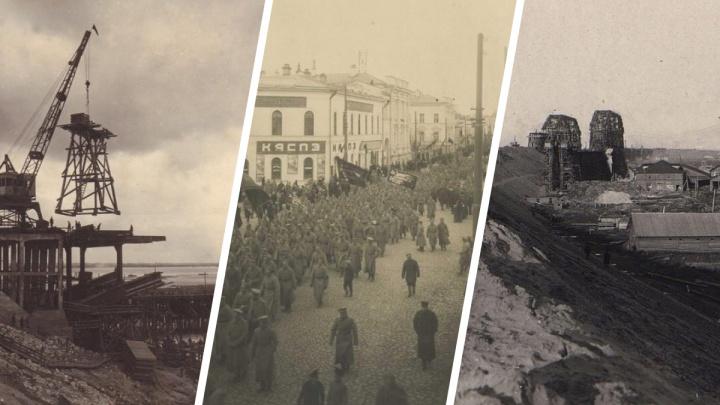 Между двумя войнами. Смотрим раритетные фото Нижнего Новгорода (и города Горького)