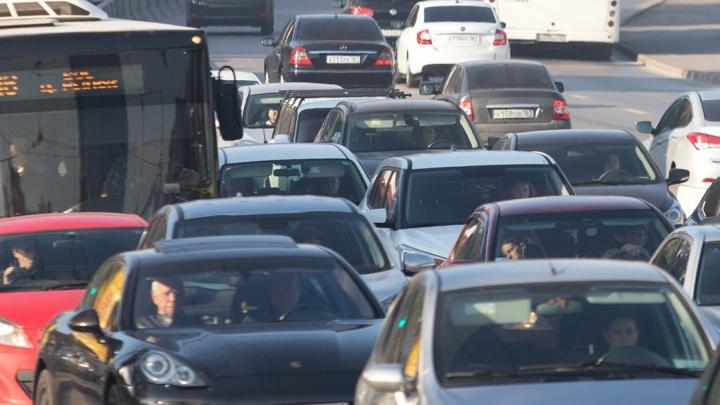 Логвиненко: движение транспорта по улице Оганова не перекроют. В марте — точно
