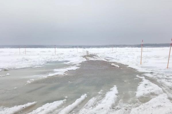 Контролировать выезды на лед будут госинспекторы по маломерным судам