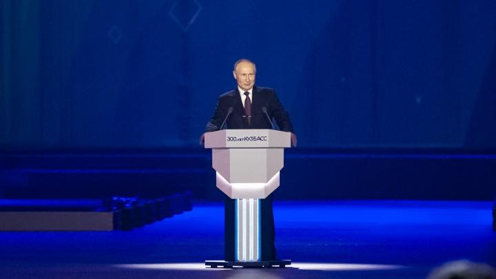 Дорога обхода Кемерово и реконструкция взлетной полосы: Путин утвердил поручения по Кузбассу