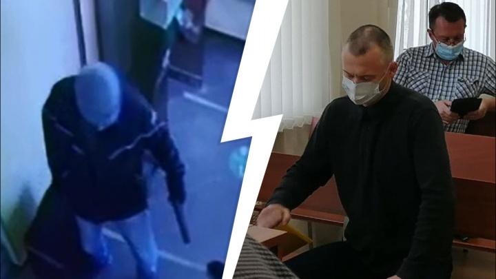 В Верхней Пышме вынесли приговор бывшему члену жестокой банды из 90-х, ограбившему инкассаторов