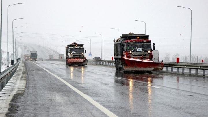 Дорожники Волгоградской области готовятся к очередному удару стихии