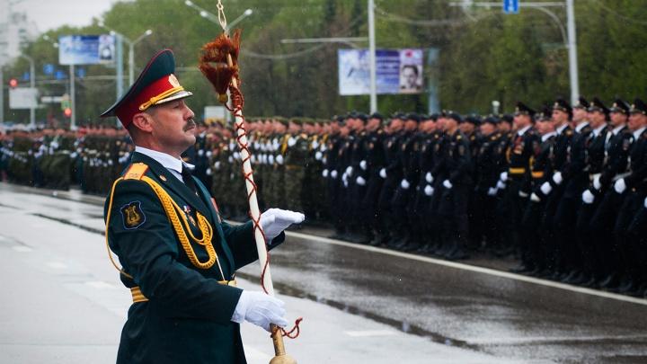 Стало известно, как в Уфе 9 мая пройдет парад