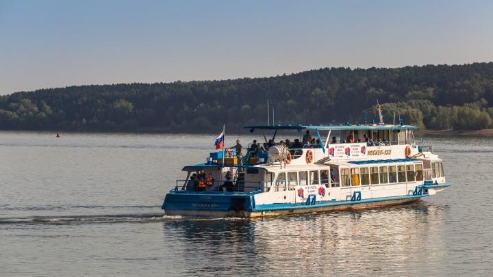 Когда пойдут теплоходы: Минтранс назвал сроки открытия речной навигации в этом году