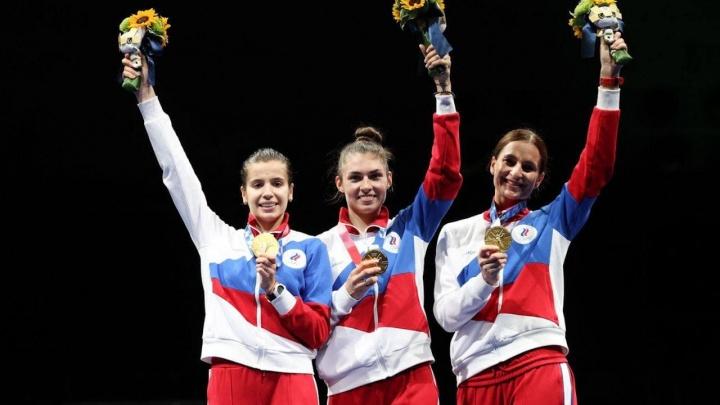 Российские спортсменки взяли три медали в восьмой день Олимпиады в Токио