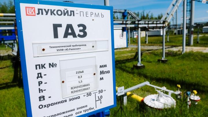 За 40 лет добыча газа в Прикамье составила 12,5 млрд кубометров