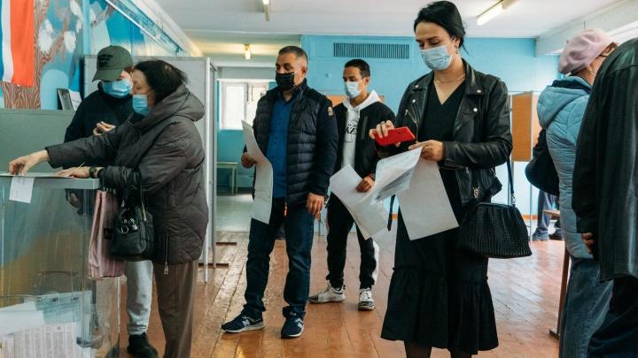 Явка больше, чем пять лет назад: как проходит последний день голосования в Омской области