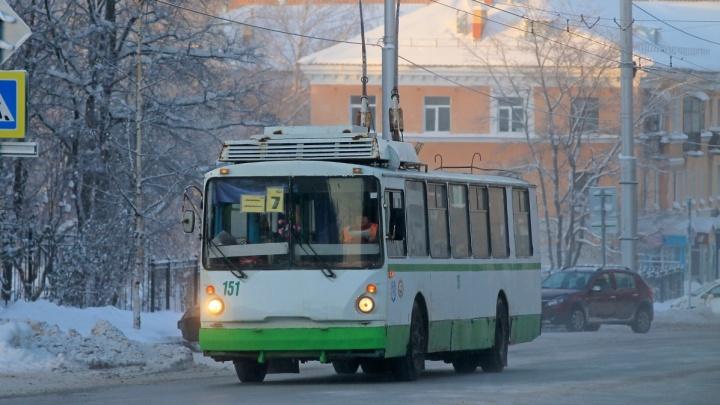 Жительница Березников пожаловалась, что ее внука в 30-градусный мороз высадили изавтобуса из-заотсутствия маски