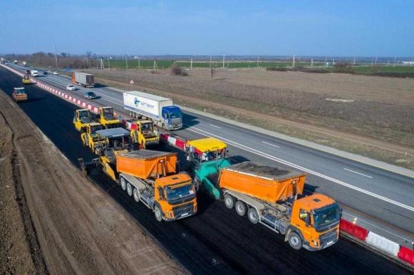 «Обход Аксая» — один из крупнейших инфраструктурных проектов на Дону
