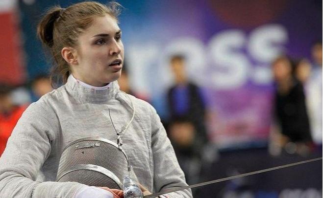 Саблистка из Новосибирска София Позднякова завоевала золотую медаль на Олимпиаде в Токио