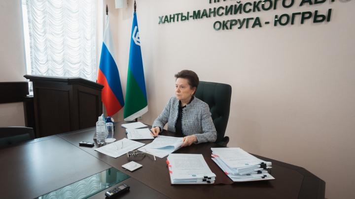 Губернатор Югры поручила усилить безопасность в регионе после событий в Казани