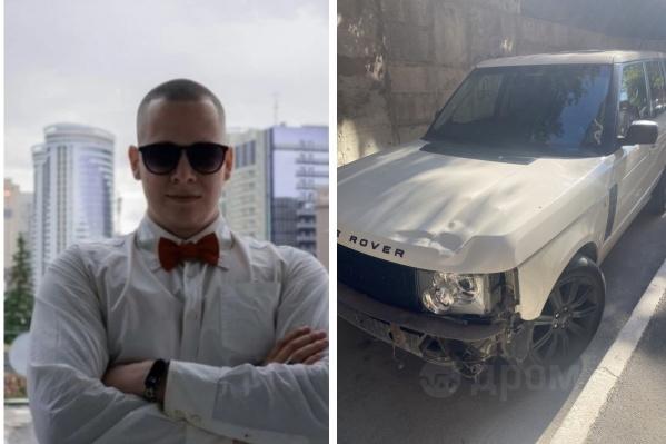 Кирилл Калинин умер, не приходя в сознание, после аварии в центре Новосибирска