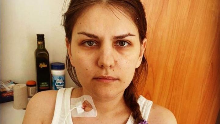Омичка с онкологией приступила к курсу химиотерапии вСанкт-Петербурге