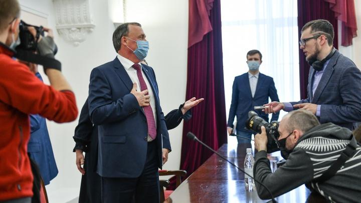 Еще один тюменец назначен на важный пост в Екатеринбурге. Он будет отвечать за строительство