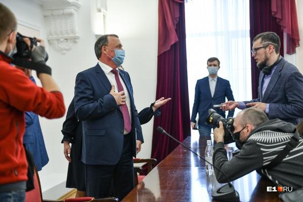 Алексей Орлов сменил главного по строительству в Екатеринбурге
