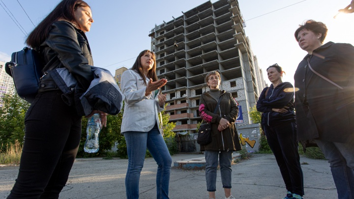 «Квартиры золотые получаются»: челябинским дольщикам «Академа» предложили повторно выкупить свое жилье
