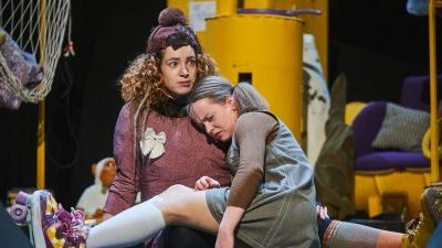 Зрители рыдают: в Новосибирске поставили спектакль о «невозможной» дружбе