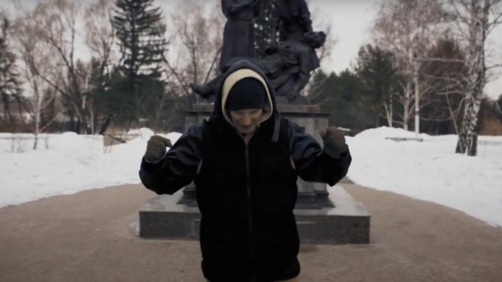Сотрудник омской колонии принял участие в фестивале патриотического рэпа (Что? Да!)