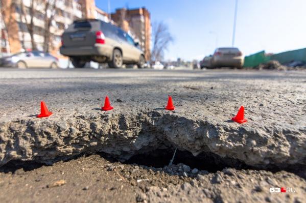 Прокуроры заключили, что дороги не соответствуют требованиям безопасности