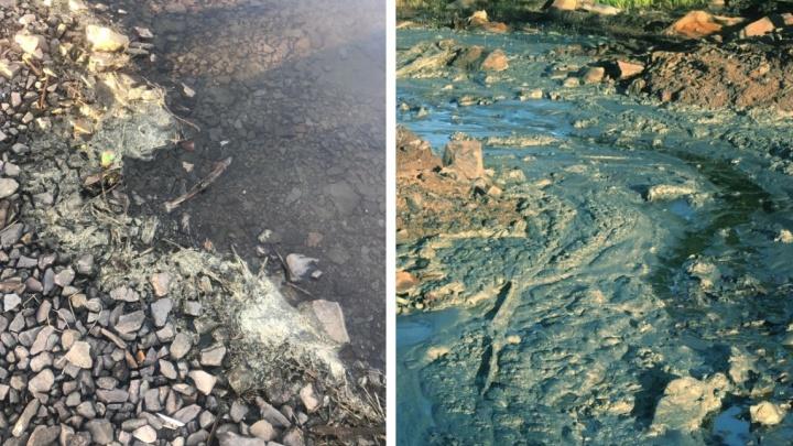 «Это даже не авария, это сброс»: общественники поймали фабрику «Норникеля» на загрязнении реки отходами производства