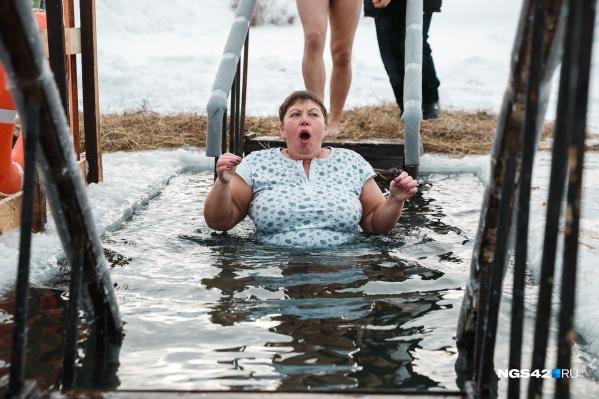 Самым популярным местом для купаний в Кемерово стала зона отдыха «Чайка»