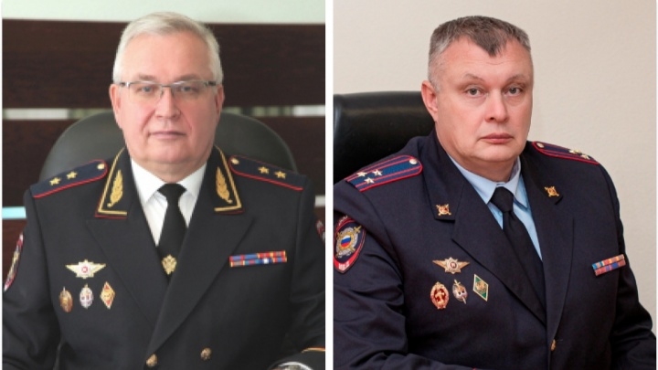 Начальник свердловской полиции обрушился с жесткой критикой на главу УМВД Екатеринбурга