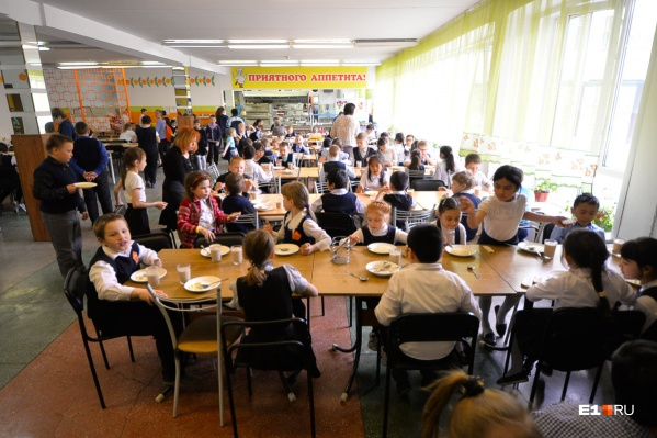 Питание в школах диетическое — никакого майонеза и кетчупа