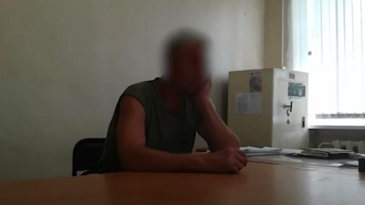 «Во всём раскаиваюсь»: бизнесмен из Горнозаводска рассказал, как совершил тройное убийство. Видео