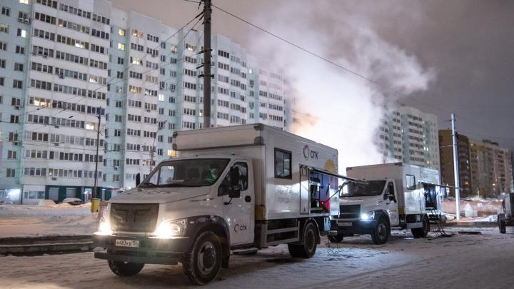 Была экстремальная температура: энергетики подвели итоги зимы в Новосибирске и других городах