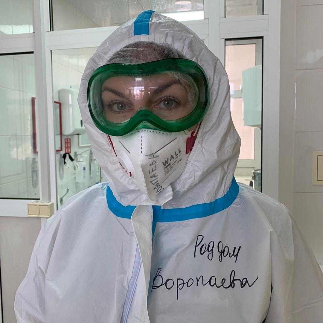 Екатерина Воропаева возглавляет единственный в Челябинской области ковидный роддом