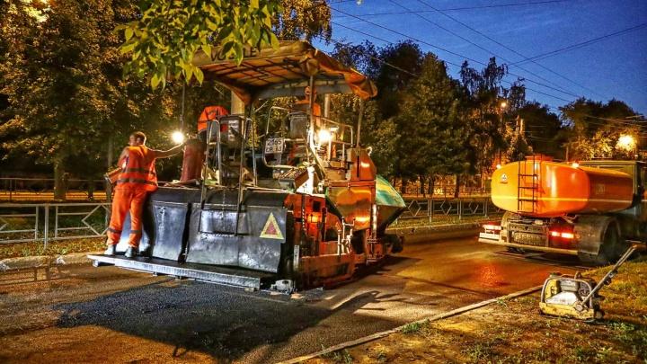 На улице Вольской в Самаре появятся парковочные и автобусные карманы