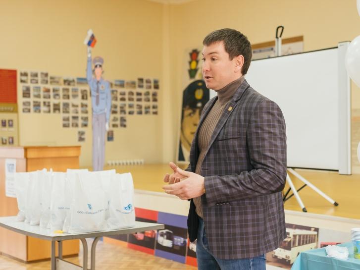 «С представителями профессий, которые заинтересуют ребят, будем проводить личные встречи», — делится представитель ТПП Денис Анисимов