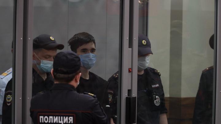 Казанского стрелка арестовали на два месяца
