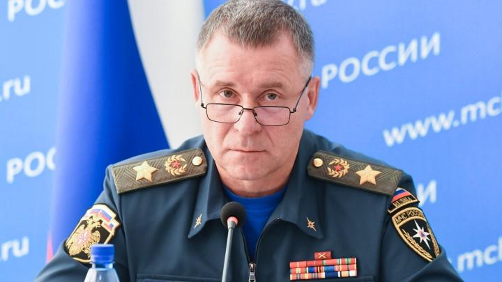 Глава МЧС России Евгений Зиничев трагически погиб во время учений