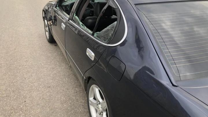 Водителя Lexus, сбившего пешехода в Челябинске на скорости 135 км/ч, отдали под суд