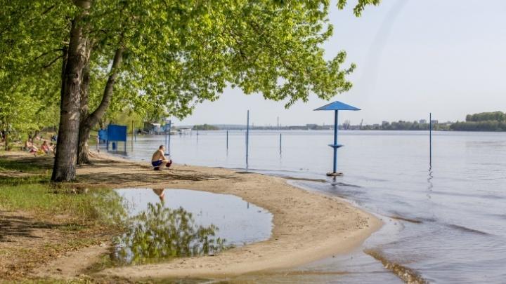 В Ярославле перенесут купальный сезон