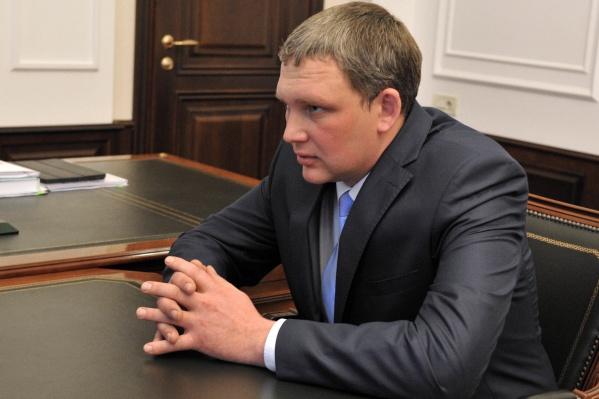 Алексей Сабаев был самым молодым главой района в Омской области
