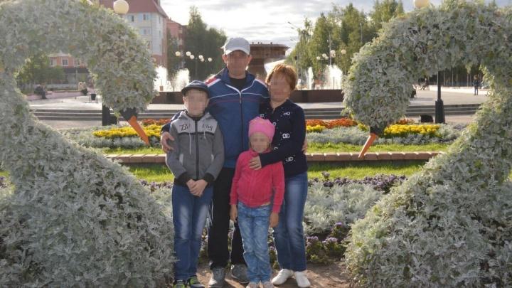 Строили дом, сын играл на гитаре. В КДН рассказали о семье из Октябрьского, где произошло громкое убийство