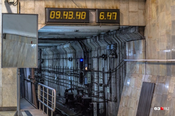 Новая станция метро позволит сократить время ожидания