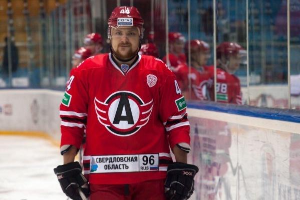 Владислав провел два сезона в «Автомобилисте», сыграв 45 матчей