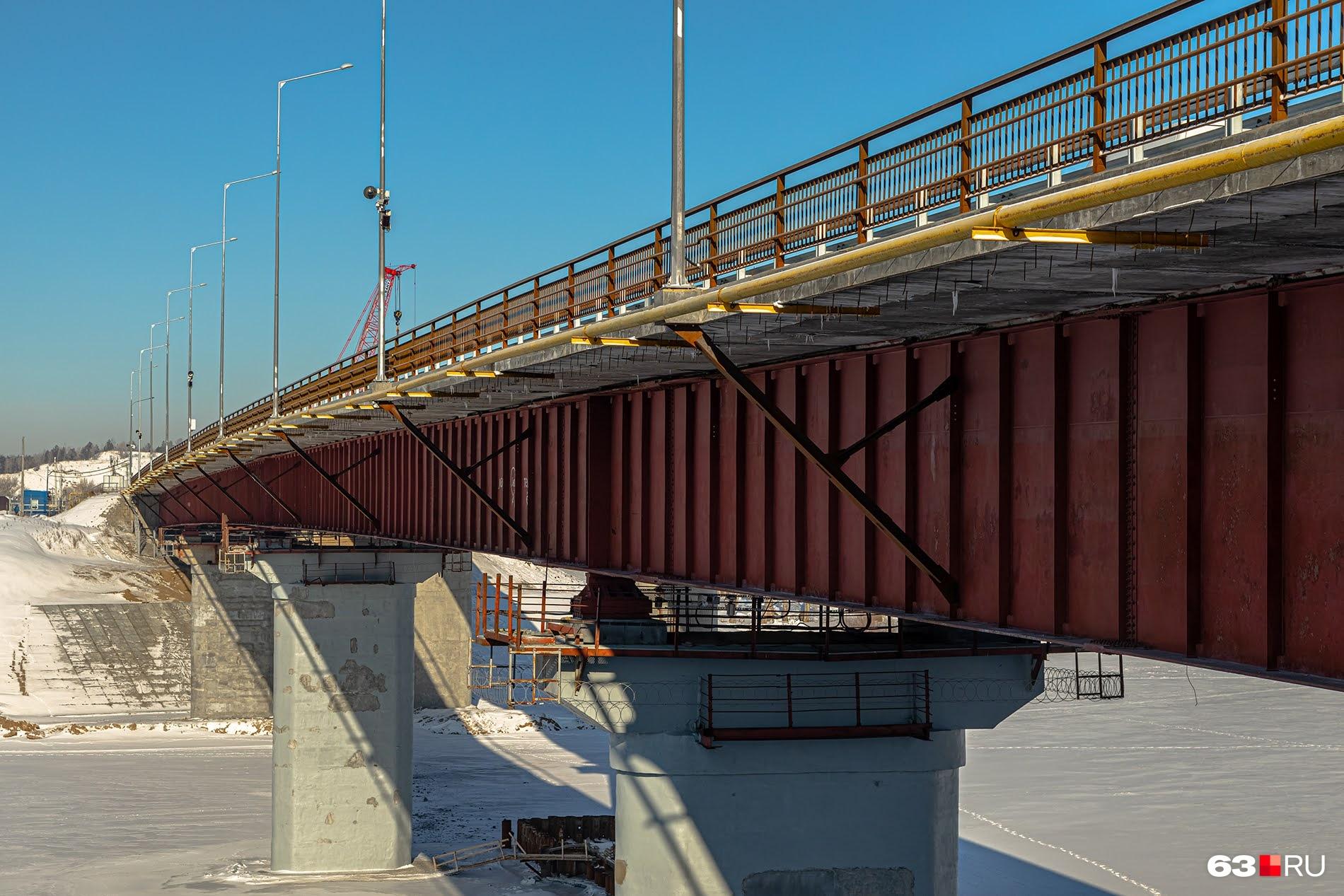 Старый мост скоро закроют на реконструкцию