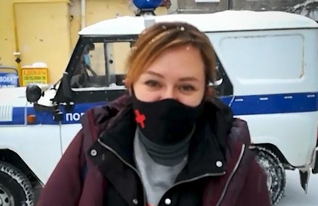 Активистку из Уфы Лилию Чанышеву посадили в СИЗО на пять суток