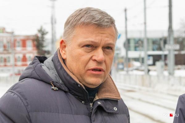 Алексей Дёмкин пообещалбесплатный Wi-Fi на остановках