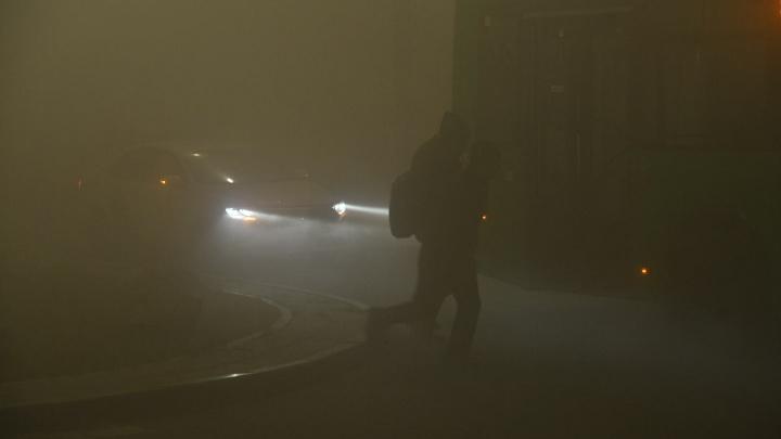 В Солнечном школьников перевели на дистант из-за едкого смога