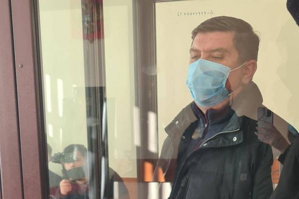 Министра Бориса Беляева задержали 25 февраля