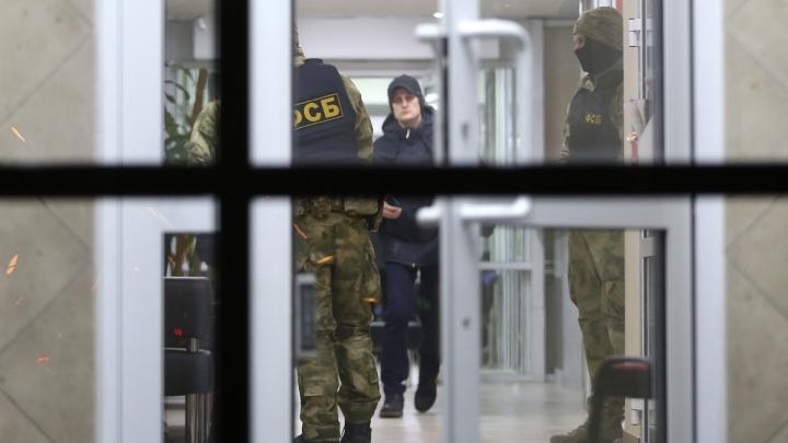 В полиции Нижневартовска прошли обыски